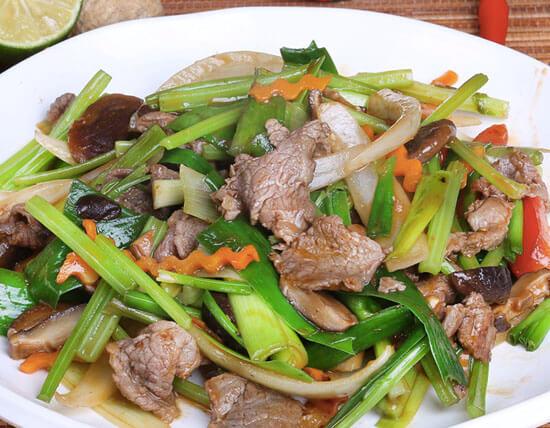 Món ăn từ gừng giúp khắc phục tình trạng yếu sinh lý