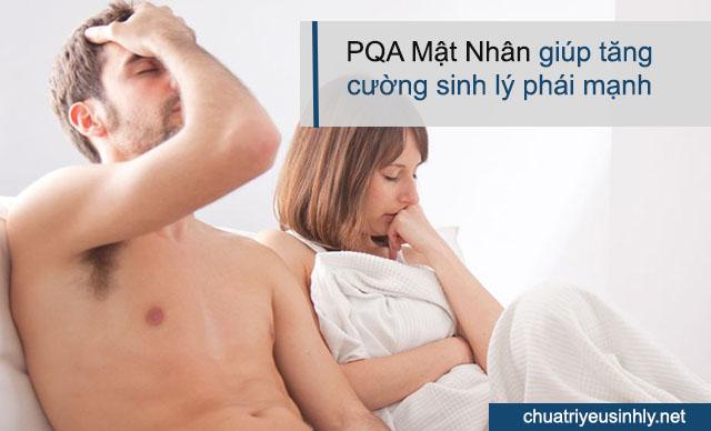PQA mật nhân có tác dụng tăng cường sinh lý nam