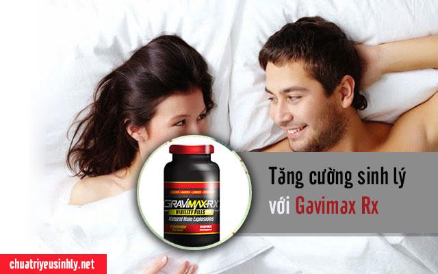Tác dụng của thuốc uống Gravimax Rx