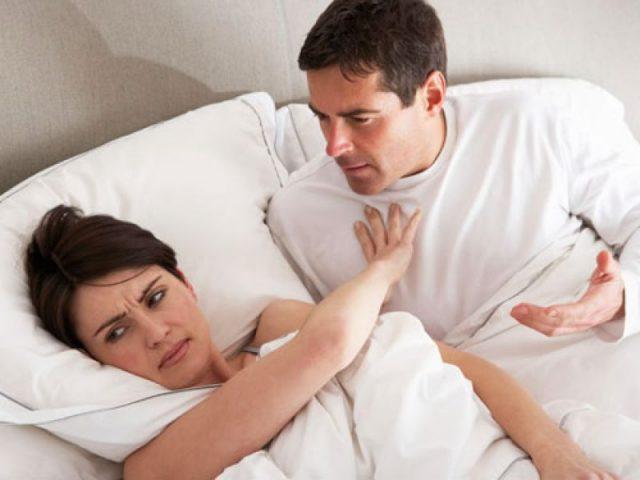 Triệu chứng yếu sinh lý ở nữ giới không ham muốn