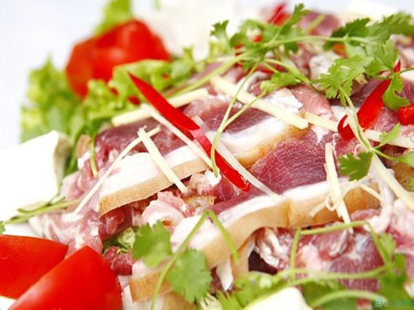 ăn thịt dê chữa xuất tinh sớm