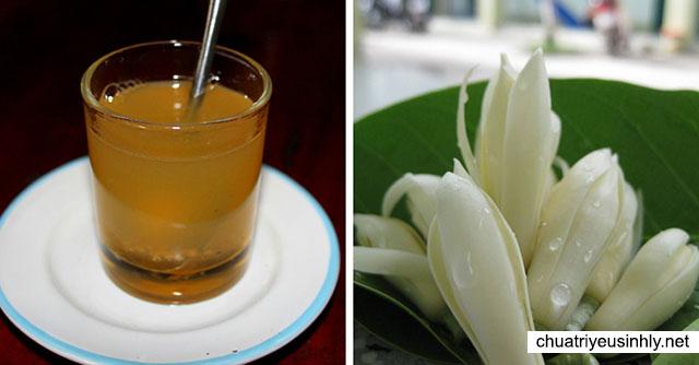 Chữa vô sinh bằng hoa ngọc lan