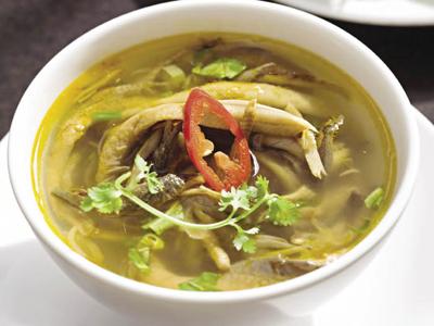 3 món súp bổ dưỡng chữa bệnh yếu sinh lý cho chàng