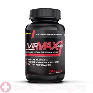 Thuốc cường dương viên uống Vipmax-rx