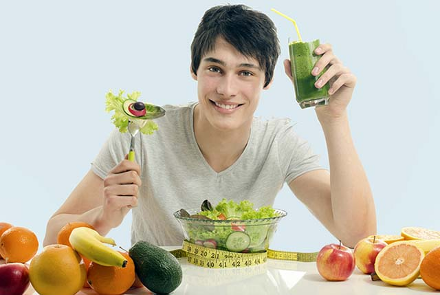 chế độ ăn uống cho nam giới bị xuất tinh sớm