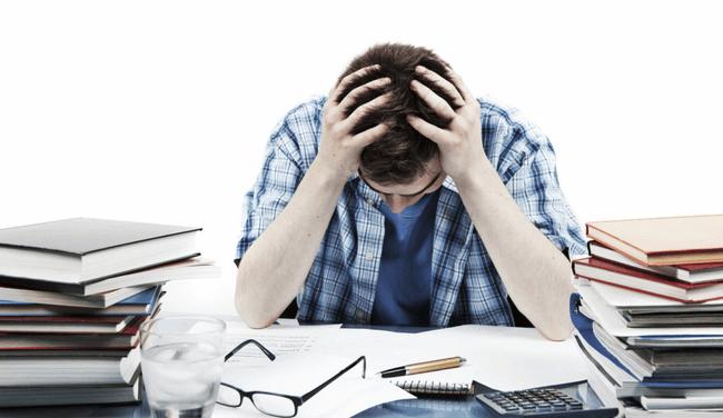 Stress gây yếu sinh lý ở nam giới