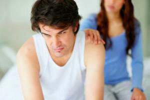 Yếu sinh lý quá nặng khiến gia đình tan nát