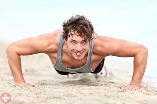 Vận động thể thao giúp cải thiện tình dục, kéo dài thời gian khi quan hệ