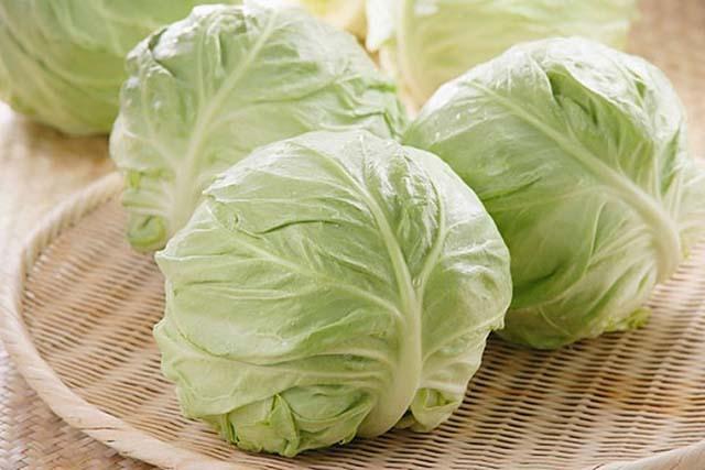 Người bị bệnh thận yếu nên ăn bắp cải