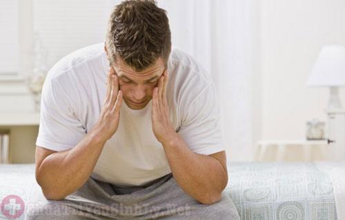 Rối loạn cương dương do căng thẳng mệt mỏi