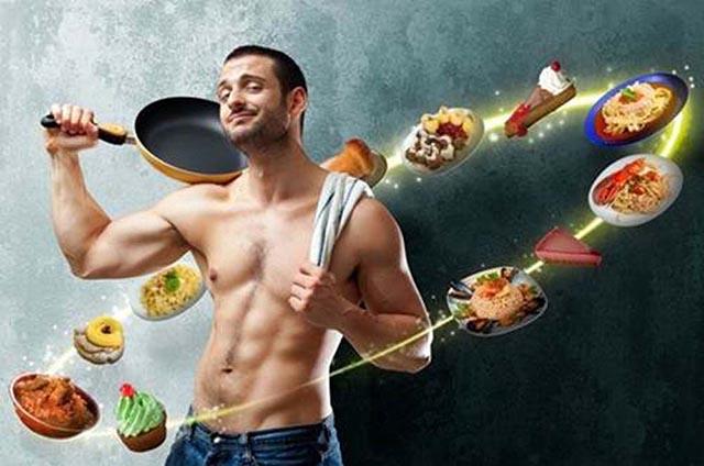 Chế độ ăn uống khoa học cho nam giới bị yếu sinh lý
