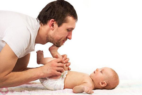 Yếu sinh lý vẫn có thể sinh con trai