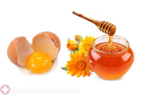 Cách chữa yếu sinh lý bằng trứng gà và mật ong