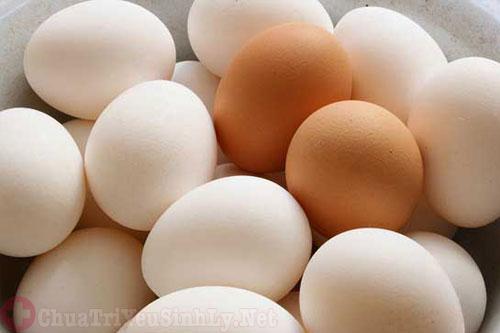 Sử dụng trứng gà ta đúng cách tốt cho sức khỏe