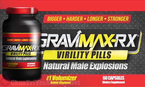 Cách sử dụng thuốc Gravimax chữa xuất tinh sớm