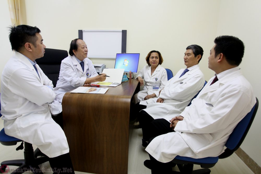 Đội ngũ bác sĩ giàu kinh nghiệm của bệnh viện Bình Dân
