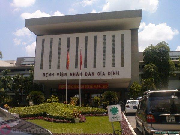 Khoa Nam học – Bệnh viện Nhân dân Gia Định
