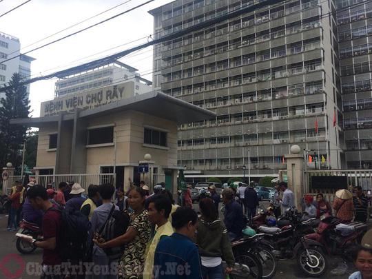Khoa Nam học – Bệnh viện Chợ Rẫy