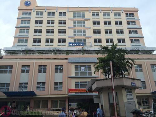 Khoa Nam học – Bệnh viện Từ Dũ