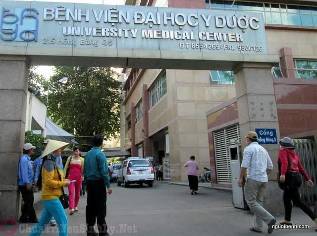 Đơn vị Nam học – Bệnh viện Đại học Y dược TPHCM