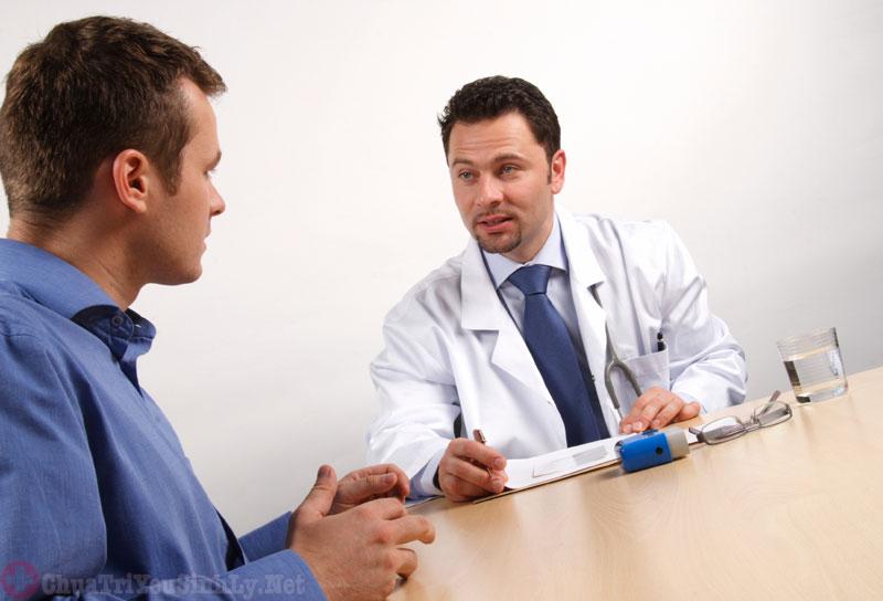 Quá trình thăm khám lâm sàng để biết tình trạng bệnh của bệnh nhân
