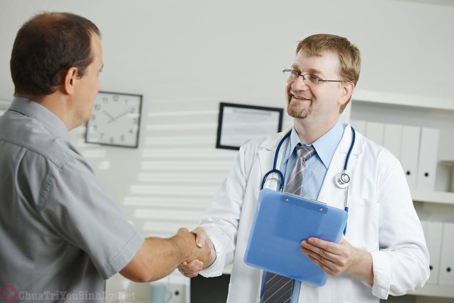 Đưa ra kết luận bệnh và phương pháp điều trị bệnh thích hợp