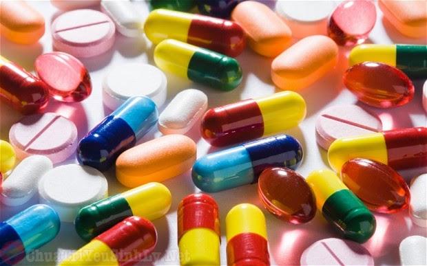 Thuốc Tây chữa bệnh thận yếu