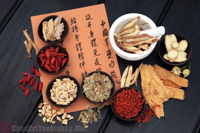 Thuốc Đông Y chữa bệnh thận yếu
