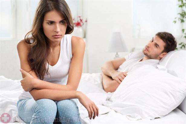 Chồng em bị yếu sinh lý, em phải làm gì ạ?