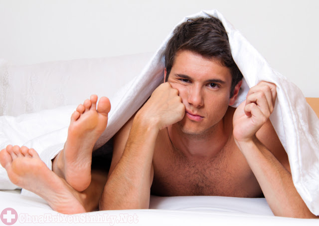 Tình trạng xuất tinh sớm ở nam giới khá phổ biến