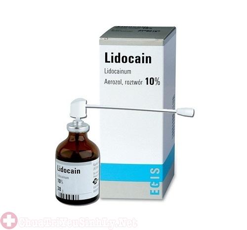 Sử dụng chai xịt chống xuất tinh sớm Lidocain có tốt không?