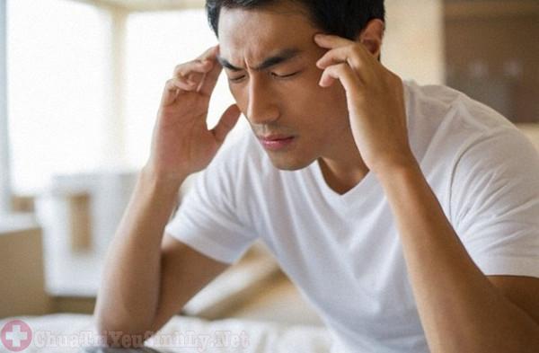Suy nhược cơ thể là triệu chứng bệnh thận yếu ở nam giới