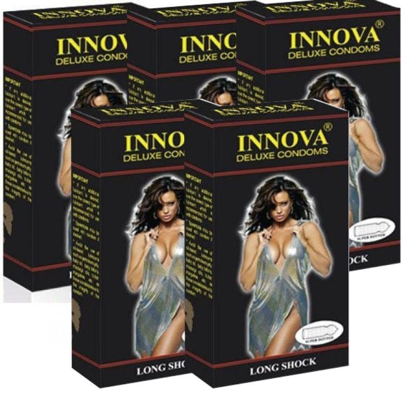 Bao cao su chống xuất tinh sớm INNOVA