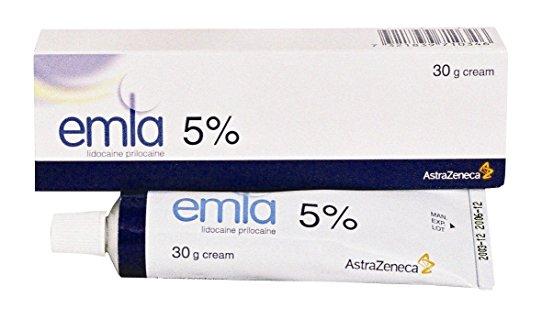 Không được thoa gel Emla chống xuất tinh sớm lên vùng da bị tổn thương