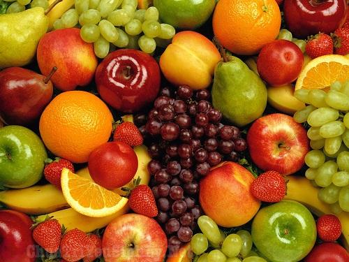 Bổ sung các loại trái cây cho cơ thể mỗi ngày