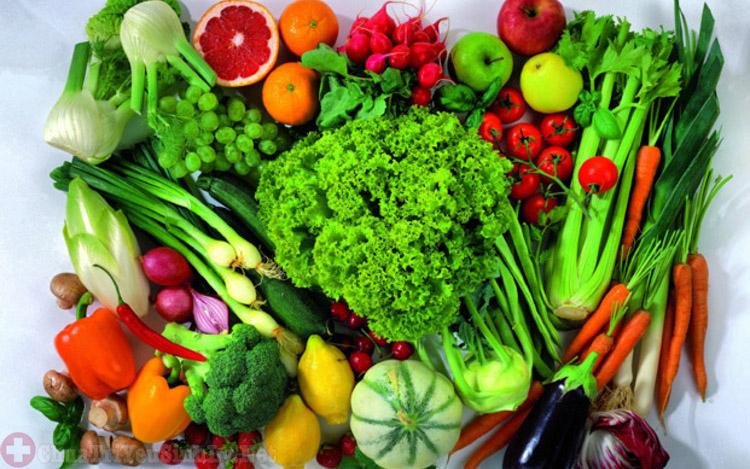 Cung cấp rau xanh giúp cải thiện yếu sinh lý nữ giới tốt nhất