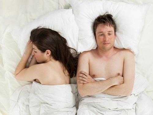 Rối loạn cương dương khiến nam giới không thể có con