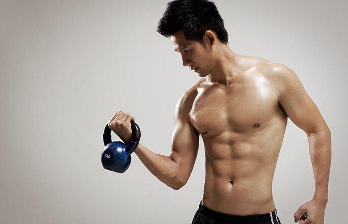 Nam giới luyện tập thể thao cải thiện tình trạng xuất tinh sớm