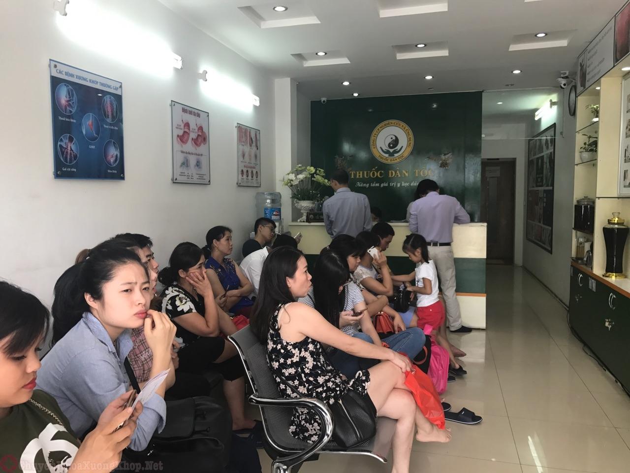 Chữa rối loạn cương dương bằng Đông y tại Trung tâm nghiên cứu và ứng dụng thuốc dân tộc