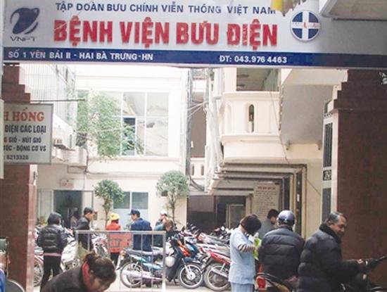 Bệnh viện Bưu Điện chữa bệnh thận yếu