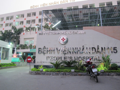 Bệnh viện Nhân dân 115 chữa bệnh thận yếu