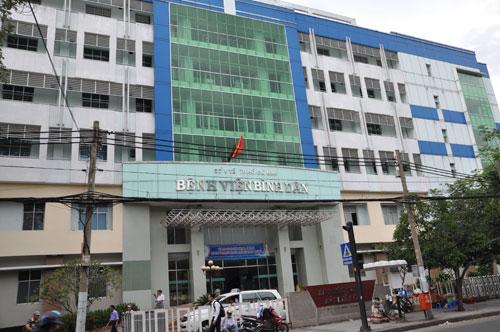Bệnh viện Bình Dân chữa bệnh thận yếu