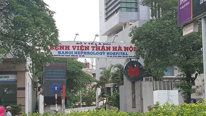 Bệnh viện Thận Hà Nội chữa bệnh thận