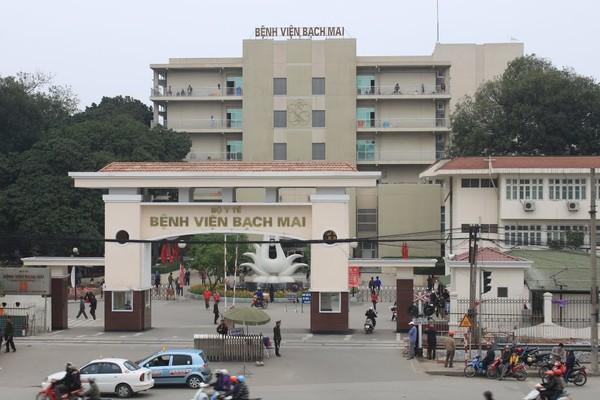 Bệnh viện Bạch Mai chữa bệnh thận yếu
