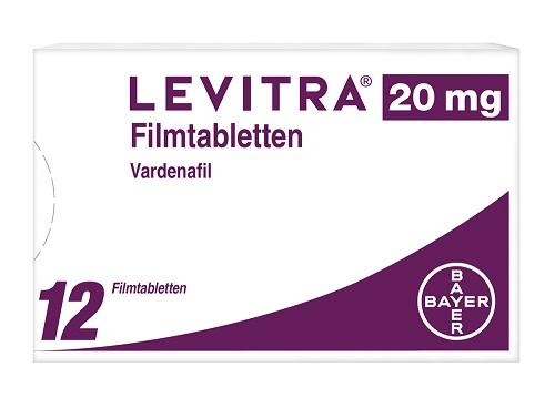 Thuốc Levitra điều trị rối loạn cương dương có tốt không?