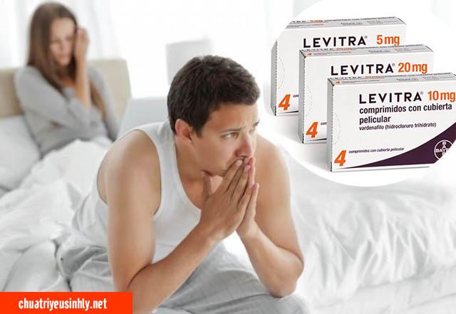 Thuốc Levitra có tốt không