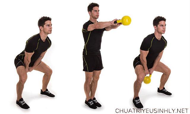 Tập cơ mông là một trong các bài tập chống xuất tinh sớm hiệu quả