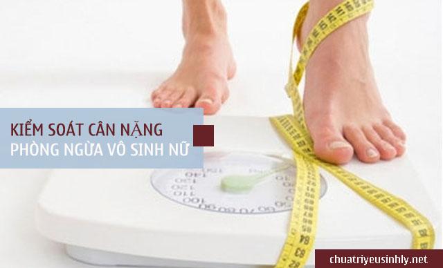 Thừa cân, béo phì là nguyên nhân vô sinh ở nữ