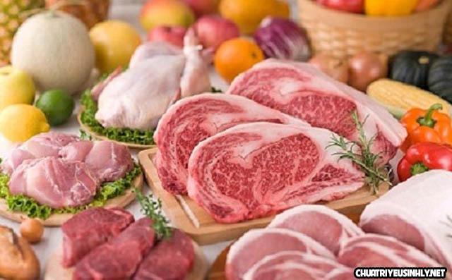 Thịt động vật là thực phẩm tăng ham muốn cho đàn ông