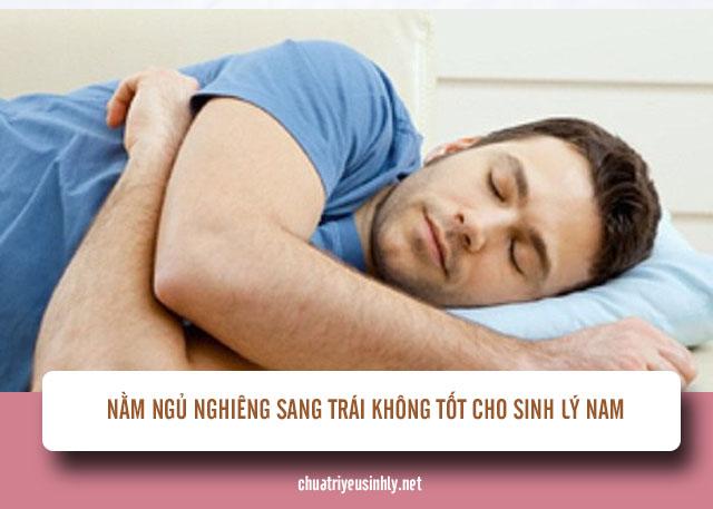 Nằm nghiêng sang trái là tư thế nằm ngủ tốt nhất cho sức khỏe
